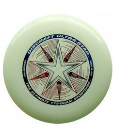 Aerobie Discraft 175 Ultra star nite w-TADC0021
