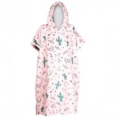 After Hype Pale Pink Poncho