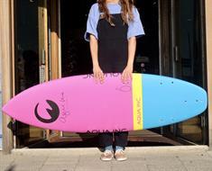 """Aqua Inc. Arouna Soft Surf Arouna 6'x23"""""""