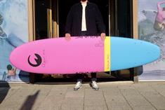 """Aqua Inc. Arouna Soft Surf Arouna 8'x23"""""""