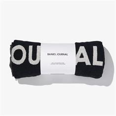 Banks Journal LABEL TOWEL