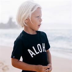 Beach & Bandits ALOHA TEE UPF 50+ KIDS UNISEX LYCRA SS