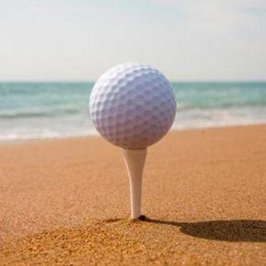 beach golf