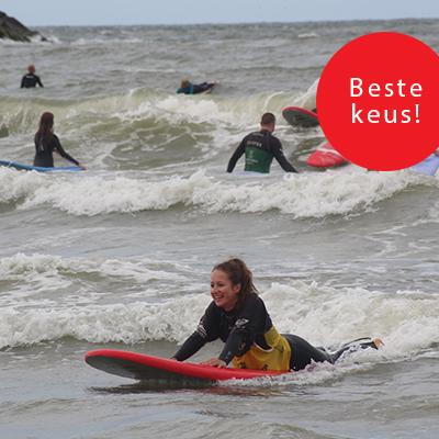 Beste keus volwassenene 3 surf