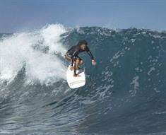 BIC BIC Surfboard Natural Surf Wit tinten
