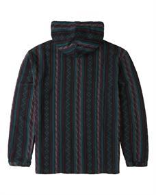 Billabong Baja - Flanellen Shirt met Lange Mouw en Capuchon voor Heren