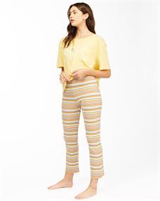 Billabong Good Times - Wijd uitlopende broek voor Dames