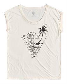 Billabong High Tide - T-shirt voor Dames