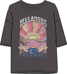 Billabong Rainbow River - Oversized T-Shirt for Women
