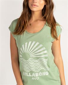 Billabong Solo Sol - T-shirt voor Dames