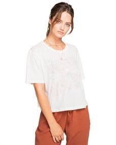 Billabong Spring Fellow - Cropped T-Shirt for Women