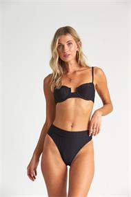 Billabong WAVE TRIP UNDERWIRE Zwart tinten