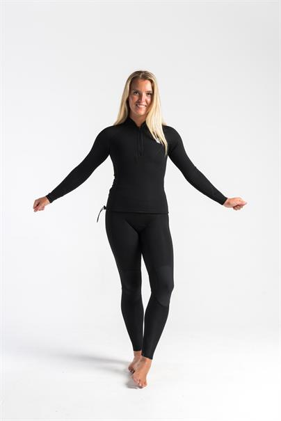 C-Skins C-Skins Solace 1.5mm Womens Flatlock LS Vest