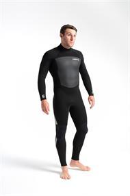 C-Skins Legend 4:3 Mens GBS Back Zip Steamer - Wetsuit Heren