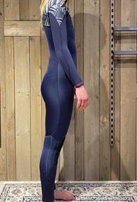 C-Skins Rewired 3:2 womens GBS Chest zip Steamer