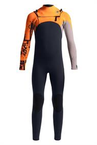 C-Skins Session 4:3 Junior GBS Chest Zip Steamer - Wetsuit Kind