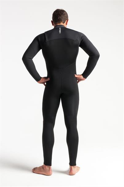 C-Skins Session 4:3 Mens GBS Chest Zip Steamer - Wetsuit Heren