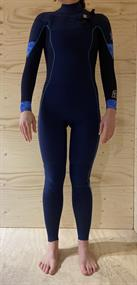 C-Skins Solace 3:2 womens GBS Chest zip steamer - Wetsuit Dames