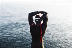 C-Skins Swim Research 4/3 GBS BZip Steamer - Wetsuit Heren