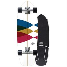 """Carver Triton CX Raw 30"""" Spectral Surfskate Complete"""