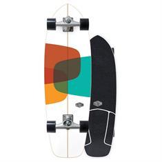 "Carver Triton CX Raw 32"" Prismal Surfskate Complete"