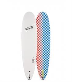 Catch Plank single fin softtop surfboard
