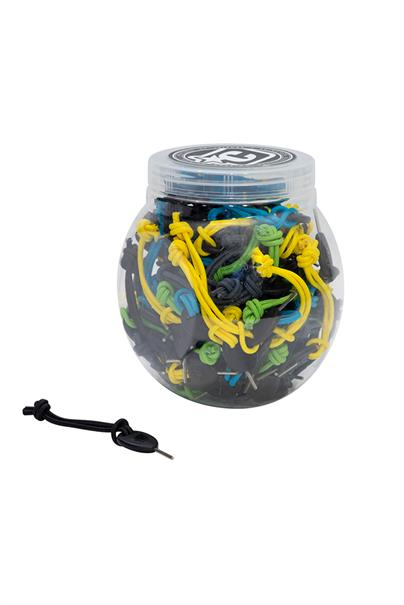Creatures Creatures fin key + leash string pot (100 stuks)