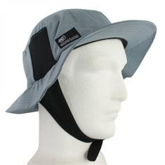 Creatures surf bucket hat s/m : chalk