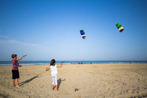 Cross Kites Air 1.8 Green-Yellow