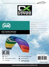 Cross Kites Air 2.5 Rainbow