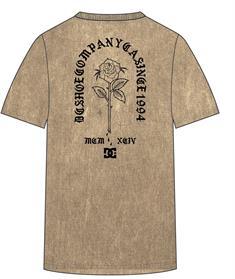 DC shoes Singled Out - T-shirt met Korte Mouw voor Heren