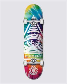 "Element Eye Trippin' 7.75"" Skateboard"