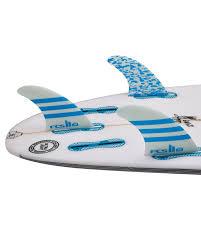 FCS JW PC Aircore Grom Blue/White FCS II Blauw tinten