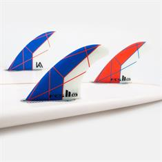 FCS Kolohe Andino Performance Core Surfboard Fins