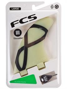 FCS M7 Natural Glass Flex IFT-1168-176-00-R Diversen