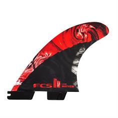 FCS Matt Biolas Performance Core Carbon Thruster Fins