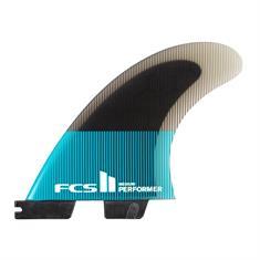 FCS Performer Performance Core Quad Rear