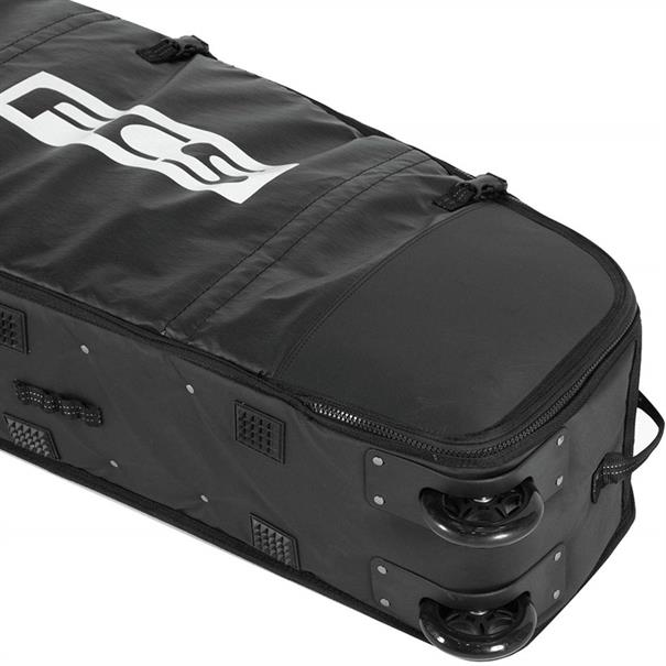 FCS Travel 2 Wheelie Long Board Zwart tinten
