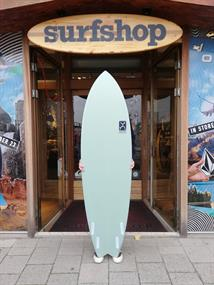 Firewire Seaside and Beyond futures surfboard