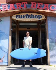 Firewire Seaside Futures Surfboard