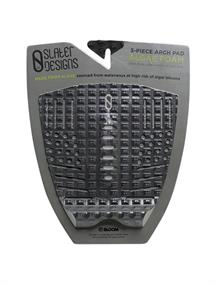Firewire Slater 3 Piece Arch traction Pad