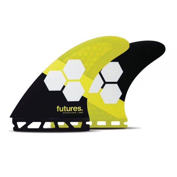 Future fins Futures Fam 2 Honeycomb