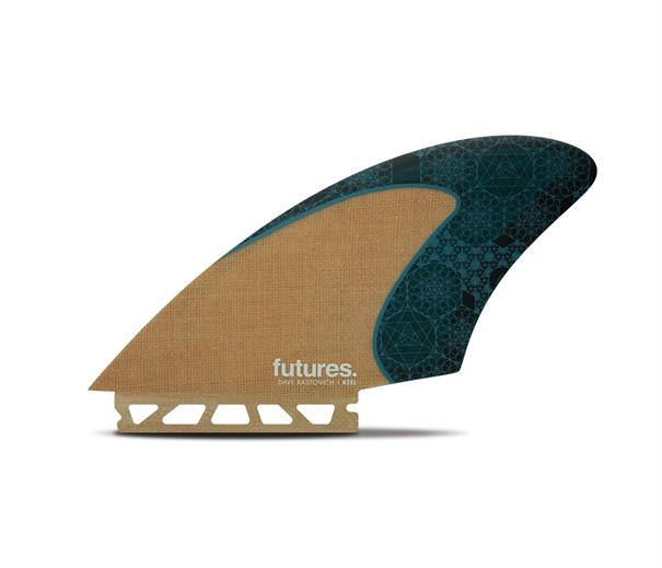 Future fins Rasta Keel
