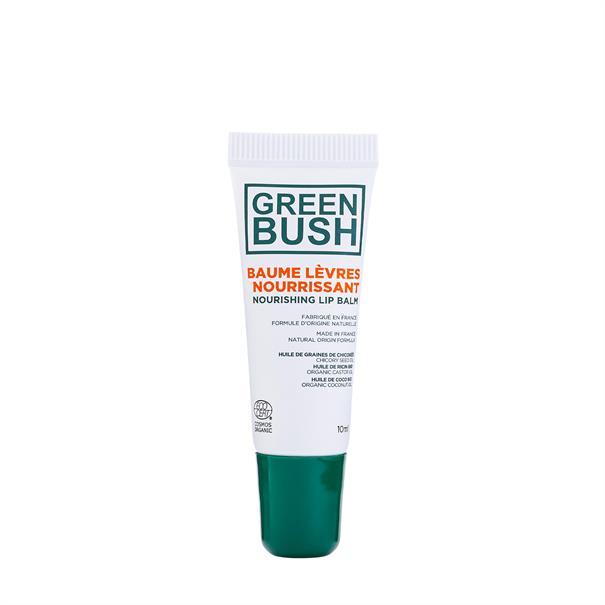 Green Bush Nourishing Lip Balm Bio Cosmos