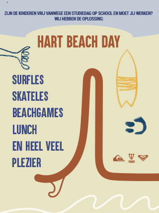 Hart Beach Day - FourBlocksBanner 1