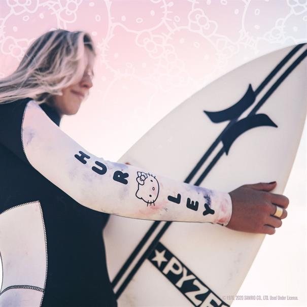 Hurley Hello Kitty 3/2 - Wetsuit Dames