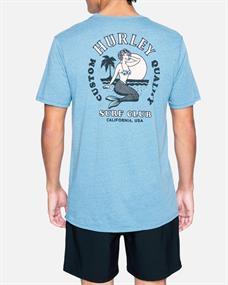 Hurley M EVD PACIFIC SURF CLUB -T-shirt short sleeve