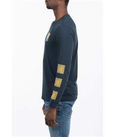 Hurley M EVD WSH CHILL SUN -T-shirt Long sleeve