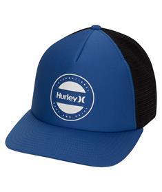Hurley M PORT HAT Blauw tinten