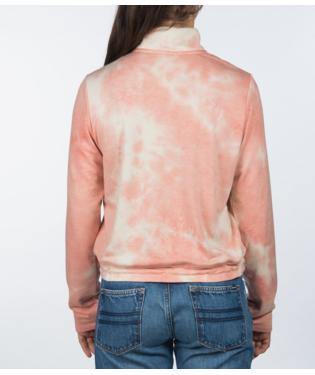 Hurley W QUARTER ZIP PULLOVER-Sweater